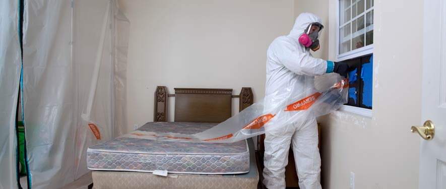 Strongsville, OH biohazard cleaning